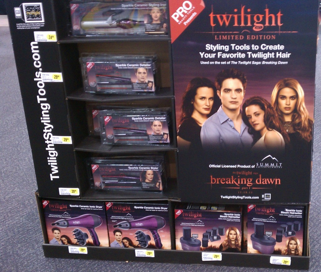 Twilight hair accessories