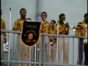 The Suicide Revolutionary Jazz Band